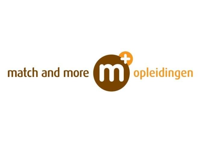 Logo Match and More Opleidingen